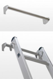Barre extensible d'appui d'échelle (pour accès skydôme et toiture)