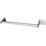 Barre d'appui d'échelle fixe