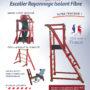 escalierRayonnage