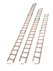 Echelle couvreur bois modulable 4/5/6m