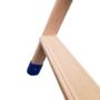 échelle double lyonaise bois patin
