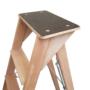 échelle double lyonaise bois plateau